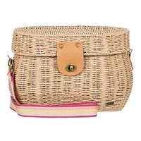bolsa Roxy Give Me Love Lunch Box - YEF0/Natural - women´s