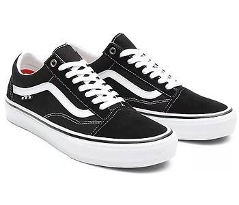 boty Vans Skate Old Skool - Black/White