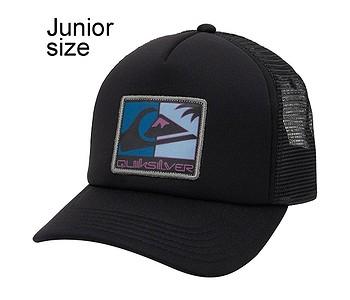 kšiltovka Quiksilver Standardize Trucker Youth - KVJ0/Black