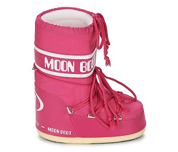 boty Tecnica Moon Boot Nylon - Bouganville