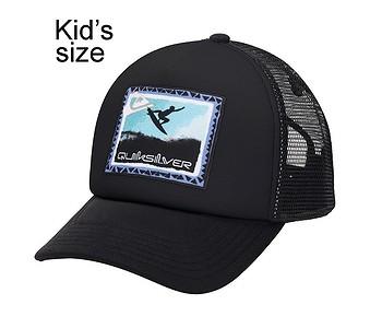 kšiltovka Quiksilver Magic Sun Trucker Child - KVJ0/Black