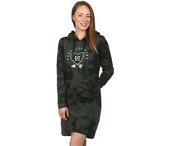 šaty Horsefeathers Ivey - Gray Tie Dye