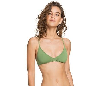 plavky Roxy SD Beach Classics Ba Athl Tri - GNT0/Vineyard Green
