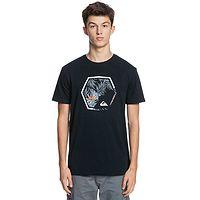 camiseta Quiksilver Fading Out - KVJ0/Black - men´s