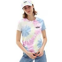 T-Shirt Vans Spiraling Wash Baby - Orchid - women´s