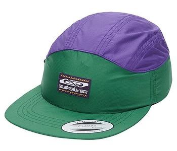 kšiltovka Quiksilver Flowbait - PRT0/Purple Plumeria