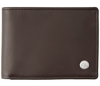 peněženka Quiksilver Mack 2 - CSD0/Chocolate Brown