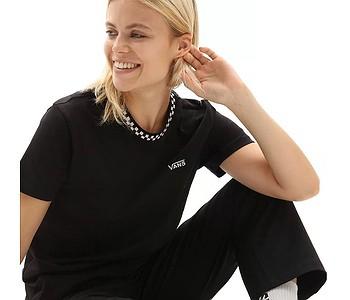 tričko Vans Pastel Skate BF - Black