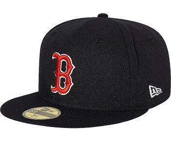 kšiltovka New Era 59F Acperf Emea Game MLB Boston Red Sox - Official Team Color