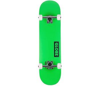 skateboard Globe Goodstock Complete - Neon Green