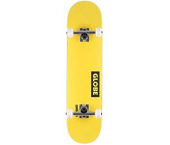 skateboard Globe Goodstock Complete - Neon Yellow