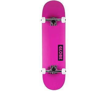 skateboard Globe Goodstock Complete - Neon Purple