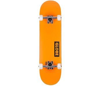 skateboard Globe Goodstock Complete - Neon Orange