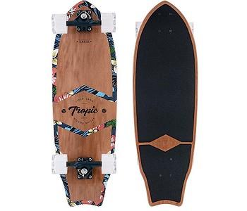 longboard Tempish Tropic T Cruiser - Nature