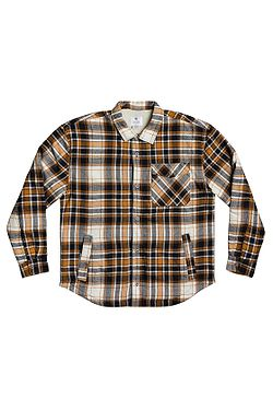 bunda DC Over The Top Flannel - NNW0/Sudan Brown