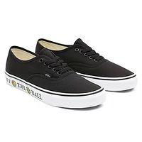 shoes Vans Authentic - Sidewall/OTW/Black