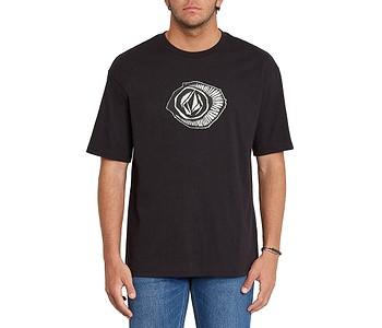 tričko Volcom Sick 180 Loose - Black