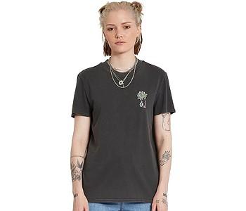 tričko Volcom Lock It Up - Black