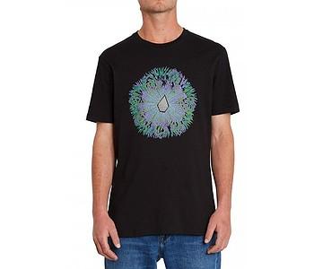 tričko Volcom Coral Morph - Black