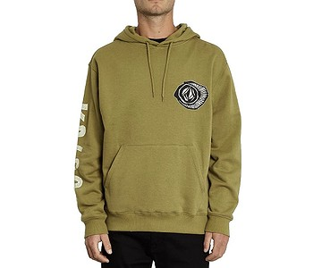 mikina Volcom Pentropic Pullover - Old Mill