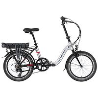 vélo électrique LOVELEC Lugo 360 Wh - Silver