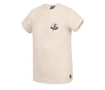 tričko Picture Carson - Beige Melange
