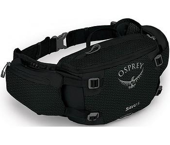 ledvinka Osprey Savu 5 - Black