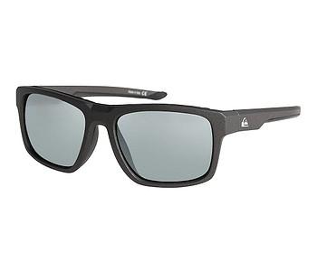 brýle Quiksilver Blender Polarized - XKSS/Matt Metalic Blk/Flash Silver Polari