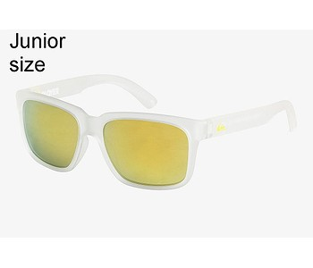brýle Quiksilver Player - XWWY/Matt Crystal Clear/Ml Yellow