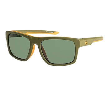 brýle Quiksilver Blender Polarized - XCNG/Matt Kaki Orange/Green Polari