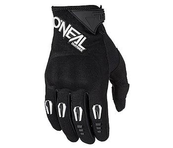 rukavice O'Neal Hardwear Iron - Black