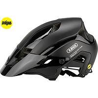 capacete Abus MonTrailer Ace Mips - Velvet Black