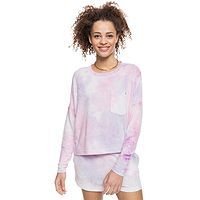 camisa Roxy Sunshine Spirit Pocket LS - PFJ8/Orchid Petal No Flowers Fly T - women´s