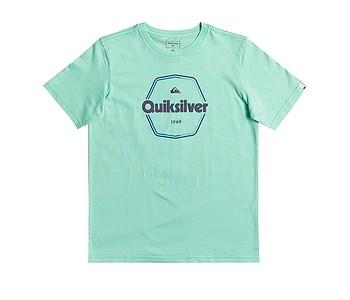 tričko Quiksilver Hard Wired - GEA0/Cabbage