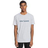T-Shirt Quiksilver Lightning Express - SZHH/Micro Chip Heather - men´s