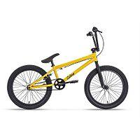 "Fahrrad Galaxy Early Bird 20"" BMX - 48988/Yellow"