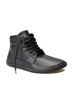 boty Ahinsa Shoes Sundara Ankle Trek - Black