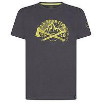 T-shirt La Sportiva Hipster - Carbon - men´s