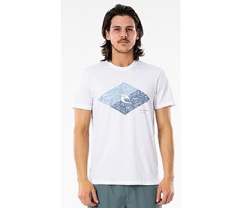 tričko Rip Curl Icon Vaporcool - White