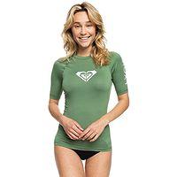 T-shirt Roxy Whole Hearted - GNT0/Vineyard Green - women´s