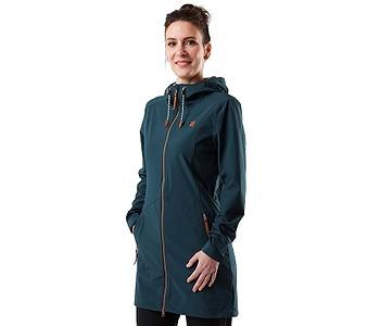 kabát Loap Lacika - M97T/Ref Pond/Gray