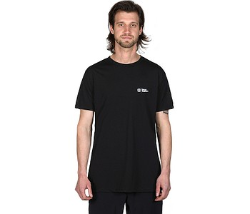 tričko Horsefeathers Rooter - Black