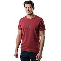 T-shirt Loap Boss - G58XJ/Taw Port Melange/Pink - men´s