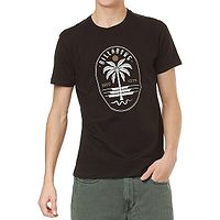 T-Shirt Billabong Snake Set - Black - men´s