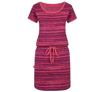 šaty Loap Benita - H32YH/Cm Rose Allover