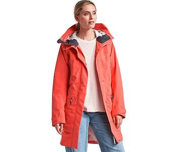 kabát Didriksons1913 503066/Ilma - 381/Red