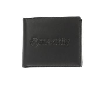 peněženka Meatfly Brazzer Leather - Black