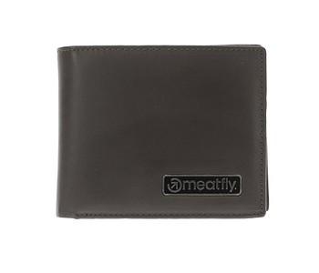 peněženka Meatfly Pitfall Leather - Brown