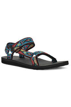 shoes Teva Original Universal - Topanga Aurora Multi - men´s