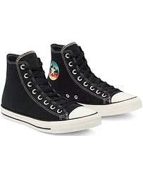 boty Converse Chuck Taylor All Star Hi - 170927/Black/Egret/Black